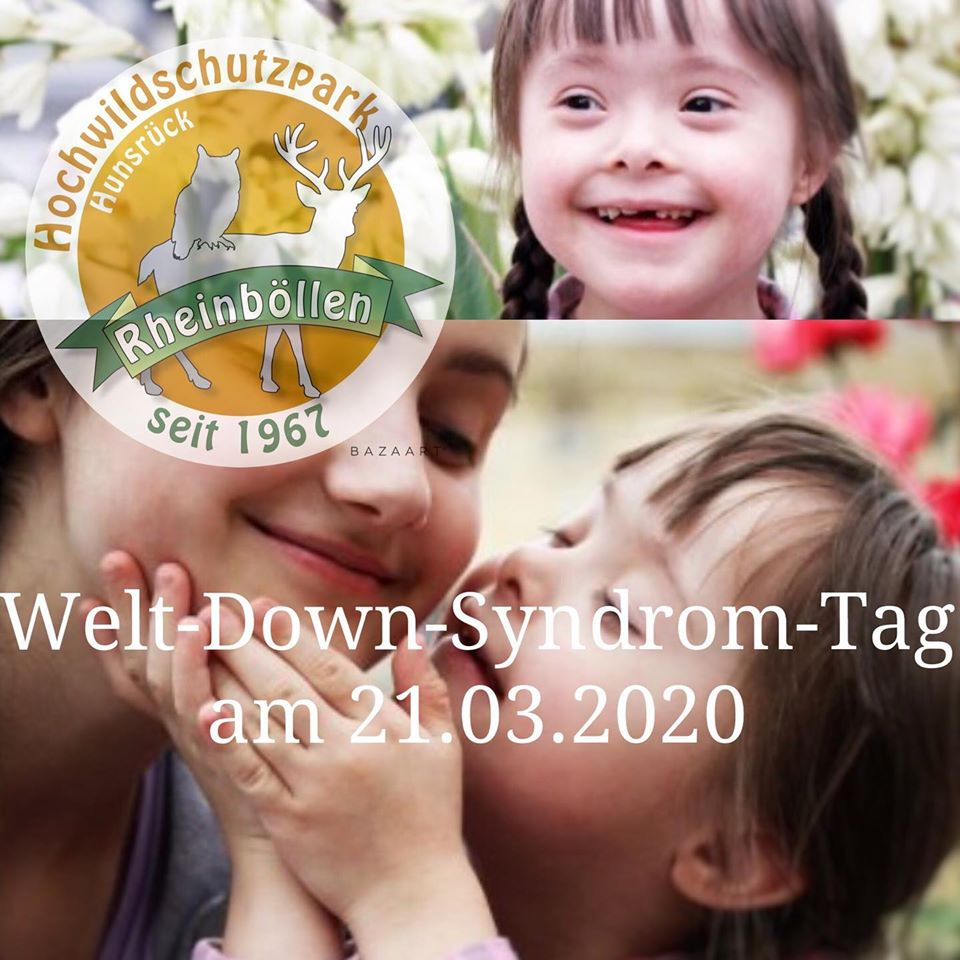 Welt-Down-Syndrom-Tag 2020